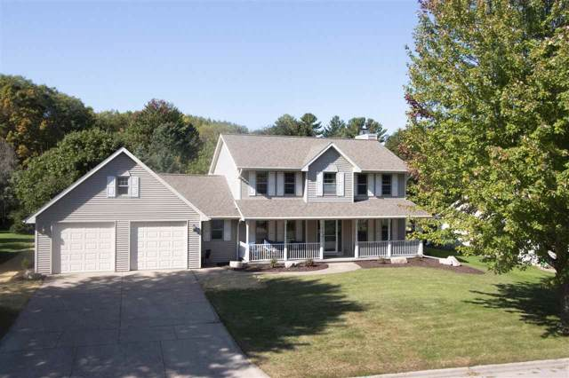 869 Pinecrest Road, Howard, WI 54313 (#50212258) :: Todd Wiese Homeselling System, Inc.