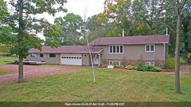 W7075 Alp Court, Wild Rose, WI 54984 (#50212309) :: Todd Wiese Homeselling System, Inc.