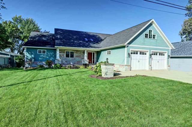 1670 Lakeshore Drive, Menasha, WI 54952 (#50212311) :: Symes Realty, LLC