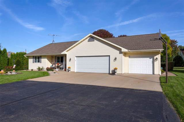 W2442 Valleywood Lane, Appleton, WI 54915 (#50212424) :: Dallaire Realty