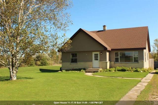 N8321 Hwy M, Algoma, WI 54201 (#50212485) :: Todd Wiese Homeselling System, Inc.