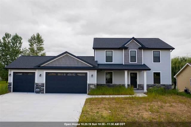 N1685 Kas Drive, Greenville, WI 54942 (#50212537) :: Todd Wiese Homeselling System, Inc.