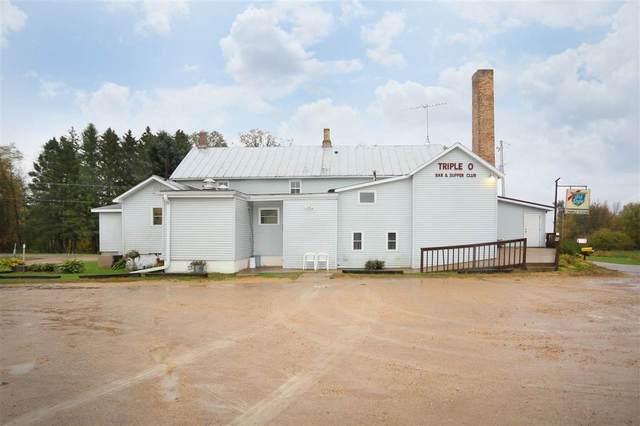 N8818 Hwy Oo, Clintonville, WI 54929 (#50212618) :: Todd Wiese Homeselling System, Inc.