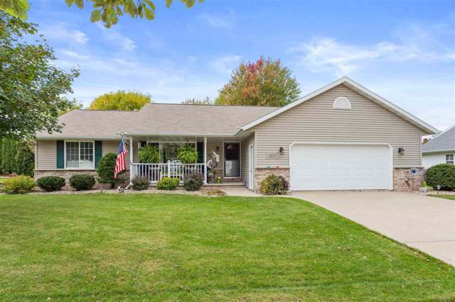 1809 S Angela Drive, Appleton, WI 54915 (#50212902) :: Dallaire Realty