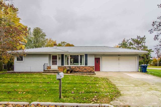 302 Nancy Street, Wrightstown, WI 54180 (#50213138) :: Dallaire Realty
