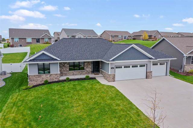 1625 Steiner Lane, Green Bay, WI 54313 (#50213192) :: Todd Wiese Homeselling System, Inc.