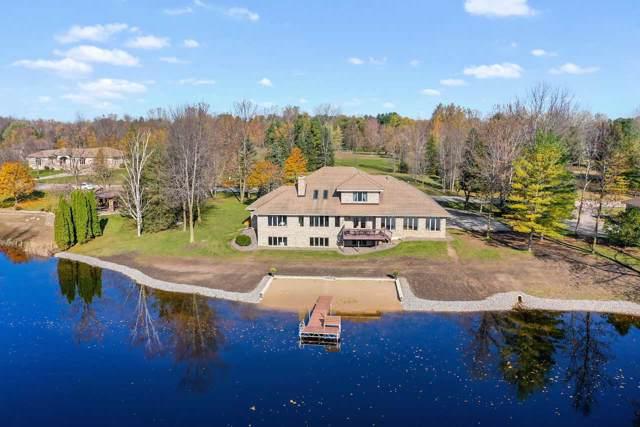W175 Lake Sandia Drive, Krakow, WI 54137 (#50213335) :: Todd Wiese Homeselling System, Inc.