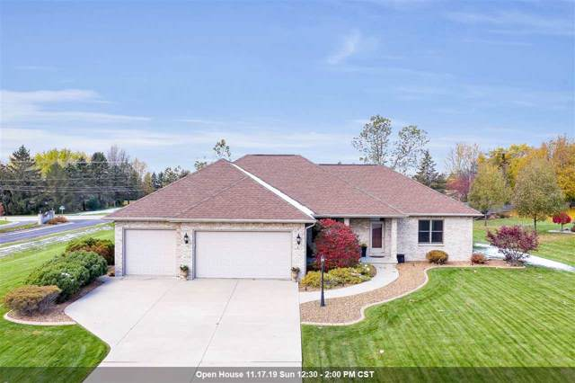 N2321 Weatherhill Court, Greenville, WI 54942 (#50213520) :: Symes Realty, LLC