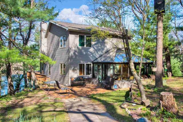 N3411 Blackhawk Road, Wautoma, WI 54982 (#50213898) :: Todd Wiese Homeselling System, Inc.