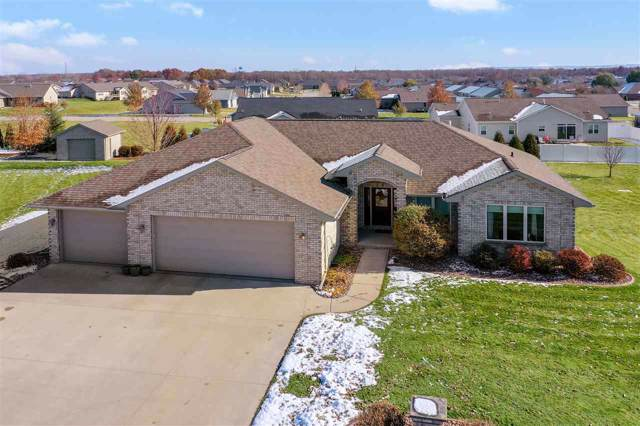 1062 Bluegrass Court, De Pere, WI 54115 (#50214030) :: Todd Wiese Homeselling System, Inc.