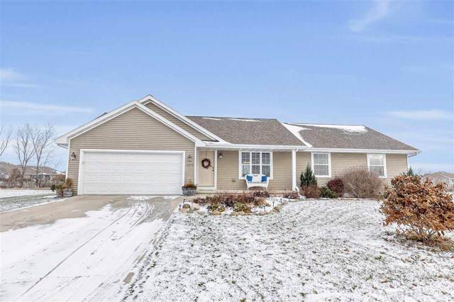 2172 Mahogany Trail, De Pere, WI 54115 (#50214064) :: Todd Wiese Homeselling System, Inc.