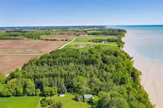 N2490 Lakeshore Drive, Kewaunee, WI 54216 (#50214089) :: Dallaire Realty