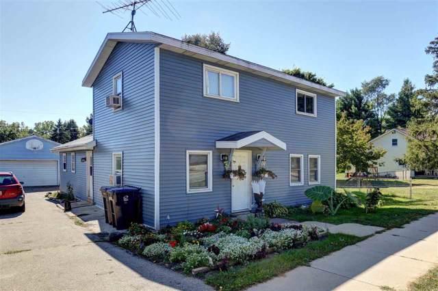 1109 W Main Street, Princeton, WI 54968 (#50214227) :: Todd Wiese Homeselling System, Inc.