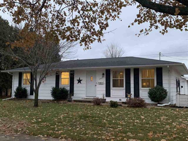 1027 Cardinal Street, De Pere, WI 54115 (#50214438) :: Todd Wiese Homeselling System, Inc.