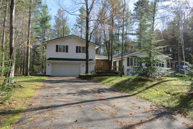 12918 Sunrise Lake Road, Mountain, WI 54149 (#50214477) :: Todd Wiese Homeselling System, Inc.