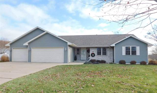 266 Mckenzie Lane, Green Bay, WI 54311 (#50214516) :: Symes Realty, LLC