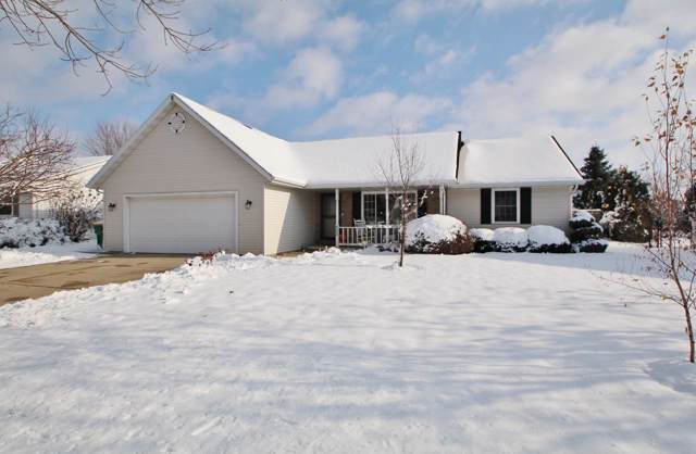 605 Challenger Drive, Green Bay, WI 54311 (#50214739) :: Todd Wiese Homeselling System, Inc.