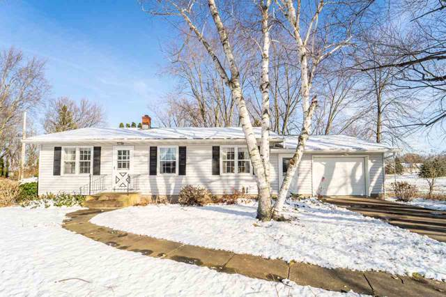 N150 Arrowhead Street, Fremont, WI 54940 (#50214881) :: Dallaire Realty