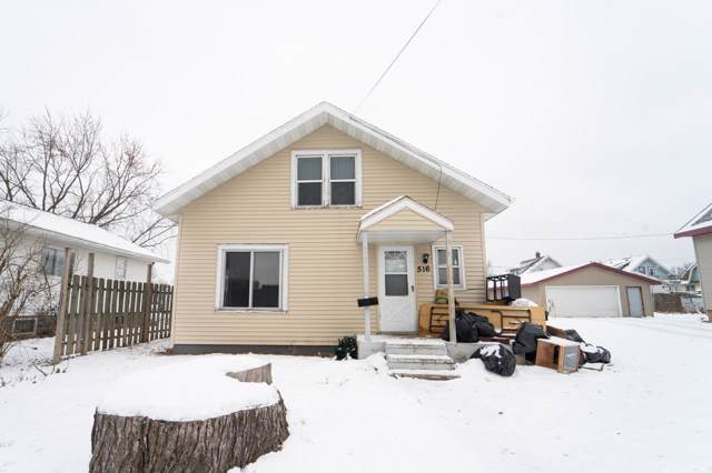 516 E Cook Street, New London, WI 54961 (#50215178) :: Todd Wiese Homeselling System, Inc.
