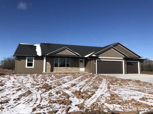 2216 Creeksedge Circle, De Pere, WI 54115 (#50215549) :: Todd Wiese Homeselling System, Inc.