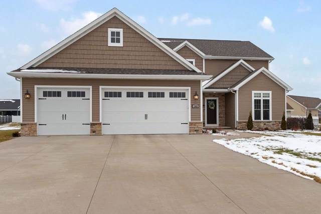 N1043 Summer Breeze Lane, Greenville, WI 54942 (#50215581) :: Todd Wiese Homeselling System, Inc.