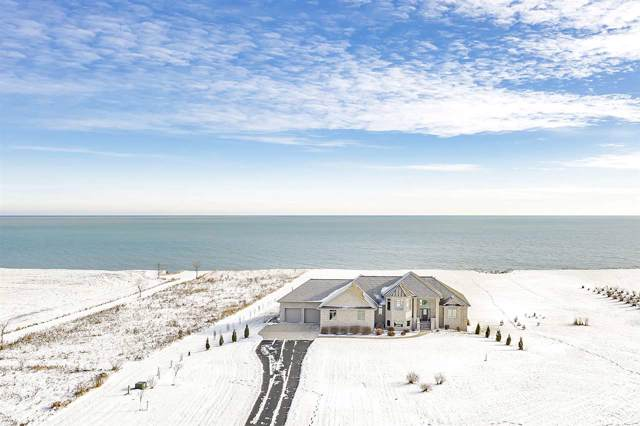 17605 Lakeshore Road, Two Rivers, WI 54241 (#50215598) :: Todd Wiese Homeselling System, Inc.