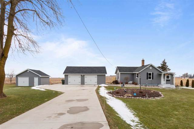 7969 Center Road, Clayton, WI 54947 (#50215842) :: Todd Wiese Homeselling System, Inc.