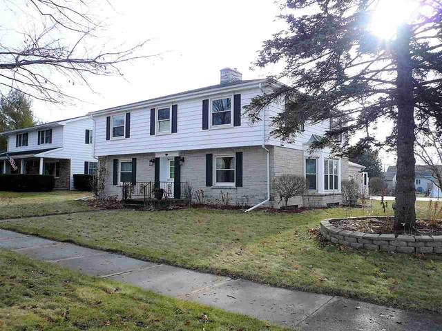 724 Henry Street, Kewaunee, WI 54126 (#50215852) :: Dallaire Realty