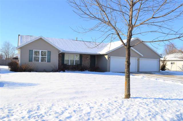 2456 Altair Street, Green Bay, WI 54311 (#50216106) :: Dallaire Realty