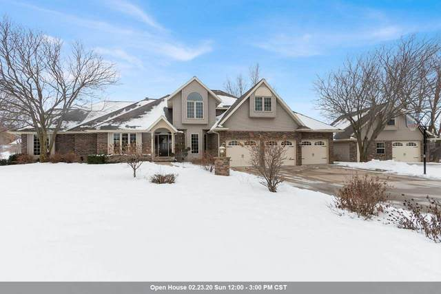 4159 Oak Ridge Circle, De Pere, WI 54115 (#50216521) :: Todd Wiese Homeselling System, Inc.