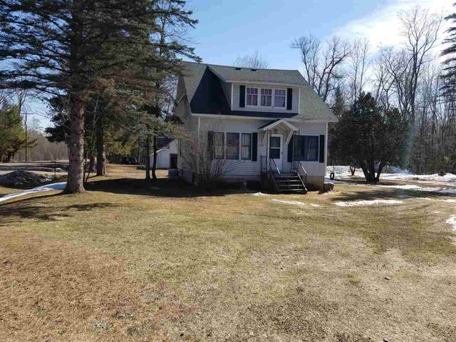 14201 Hwy W, Mountain, WI 54149 (#50216636) :: Symes Realty, LLC