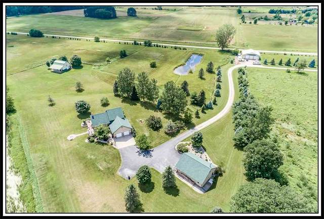 E7911 Larson Road, Weyauwega, WI 54983 (#50216820) :: Todd Wiese Homeselling System, Inc.