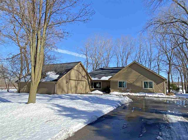 N8235 Deadwood Point Road, Fond Du Lac, WI 54937 (#50216930) :: Todd Wiese Homeselling System, Inc.