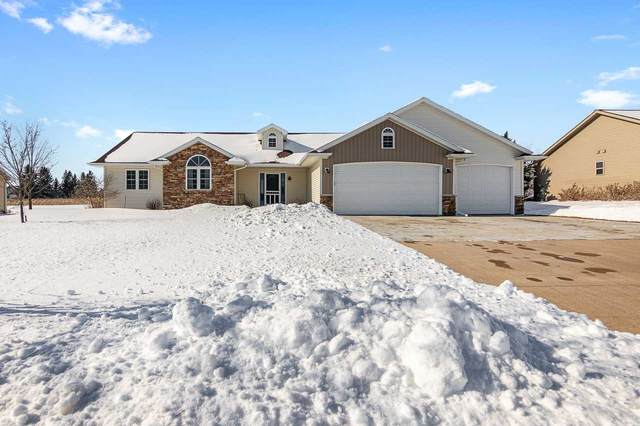 N2325 Heavenly Drive, Greenville, WI 54942 (#50217259) :: Todd Wiese Homeselling System, Inc.