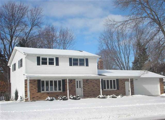 3224 Libal Street, Green Bay, WI 54301 (#50217273) :: Dallaire Realty