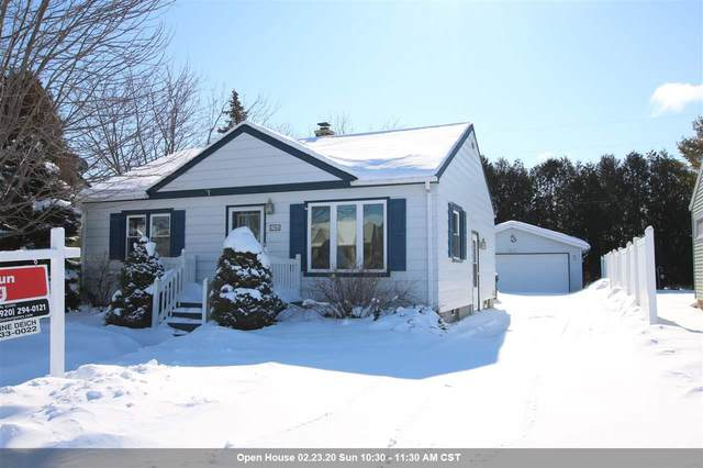 296 18TH Street, Fond Du Lac, WI 54935 (#50217299) :: Todd Wiese Homeselling System, Inc.