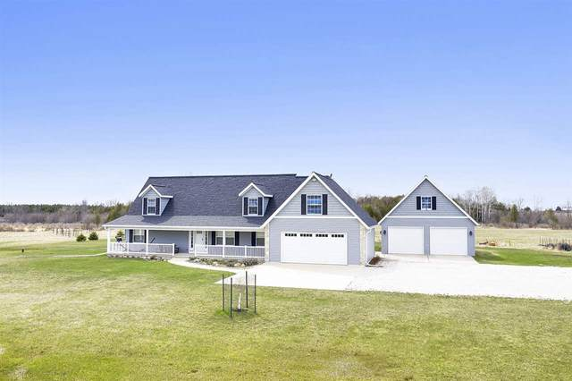 515 S Shiloh Road, Algoma, WI 54201 (#50217434) :: Dallaire Realty