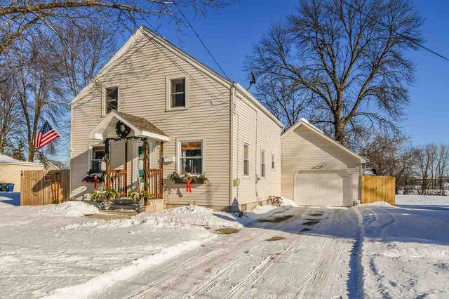 1415 Bismarck Street, Green Bay, WI 54301 (#50217671) :: Dallaire Realty