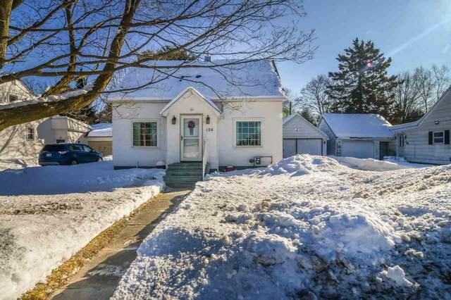 126 N Chestnut Avenue, Oconto Falls, WI 54154 (#50217729) :: Todd Wiese Homeselling System, Inc.