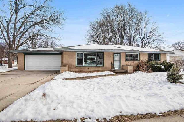 1705 Spence Street, Green Bay, WI 54304 (#50217801) :: Todd Wiese Homeselling System, Inc.
