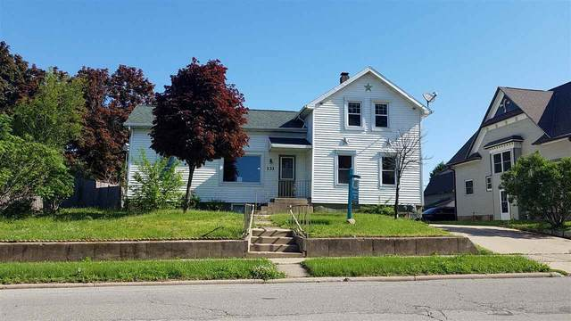 131 E Main Street, Hortonville, WI 54944 (#50217828) :: Todd Wiese Homeselling System, Inc.