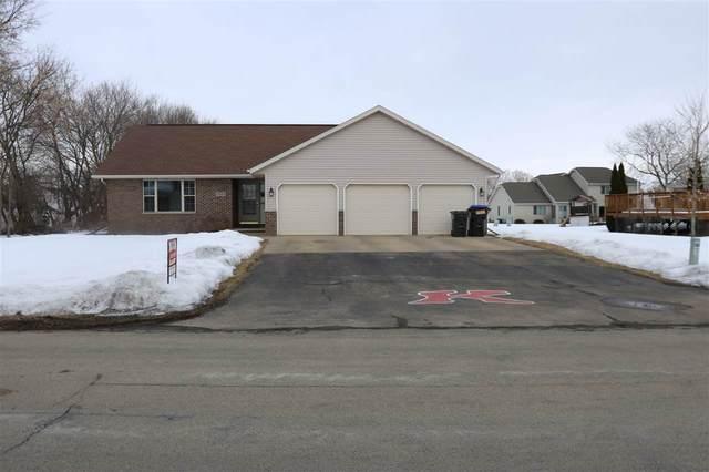 W2528 Block Road, Appleton, WI 54915 (#50217869) :: Symes Realty, LLC