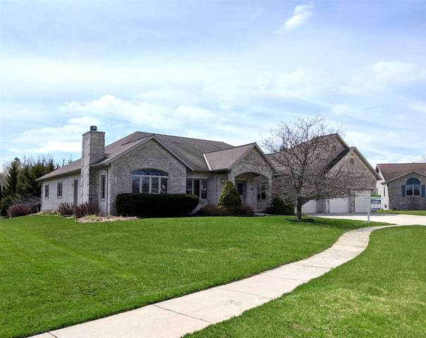 4311 Springfield Court, Manitowoc, WI 54220 (#50217952) :: Dallaire Realty
