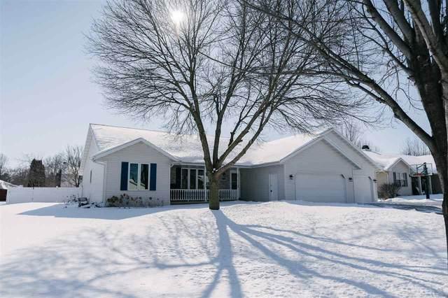 2797 Riveridge Lane, Green Bay, WI 54313 (#50218016) :: Symes Realty, LLC