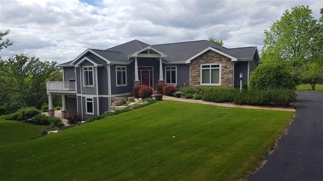 N5583 Glacier Court, Fond Du Lac, WI 54937 (#50218054) :: Todd Wiese Homeselling System, Inc.
