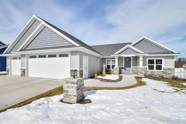 3509 Mayapple Drive, Green Bay, WI 54311 (#50218138) :: Todd Wiese Homeselling System, Inc.