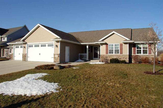 1845 Hedgeview Drive, Neenah, WI 54956 (#50218583) :: Todd Wiese Homeselling System, Inc.