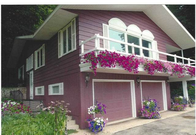 W9816 Cedar Road, Fremont, WI 54940 (#50218612) :: Todd Wiese Homeselling System, Inc.