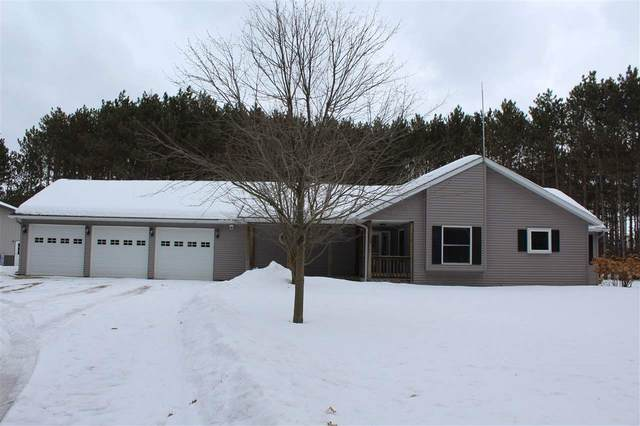3119 Boy Scout Lane, Stevens Point, WI 54481 (#50218707) :: Todd Wiese Homeselling System, Inc.