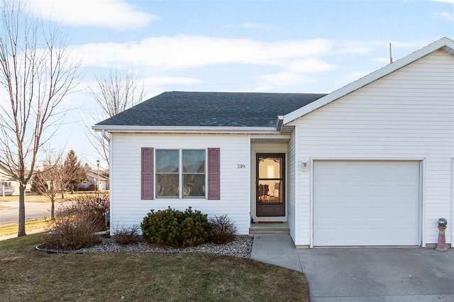 399 Greenbriar Avenue, Fond Du Lac, WI 54935 (#50218764) :: Todd Wiese Homeselling System, Inc.